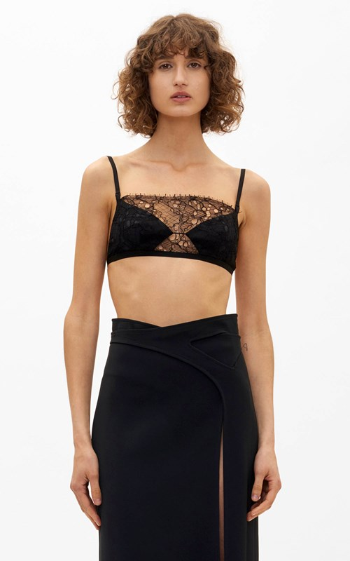 Lingerie | MARROW LACE BANDEAU