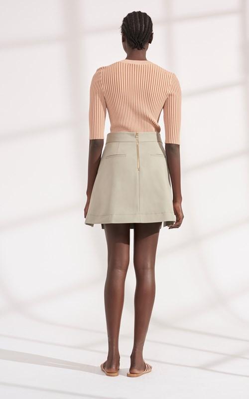 Skirts | BINARY TRENCH SKIRT