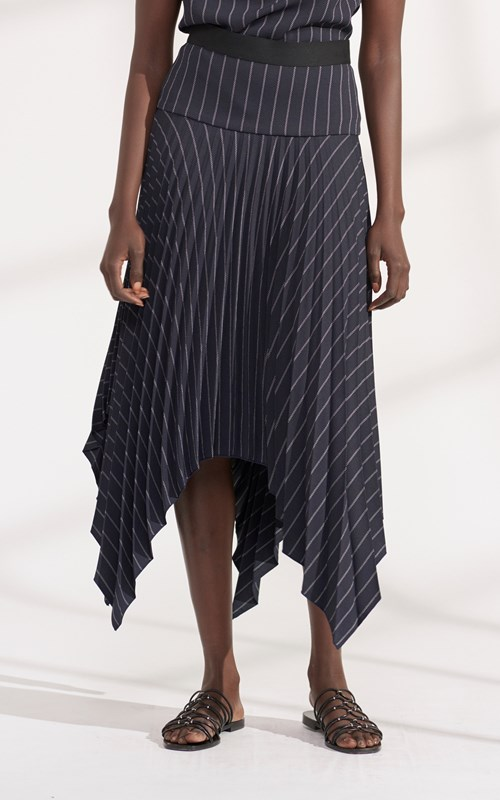 Skirts | TAILORED PLEAT SKIRT