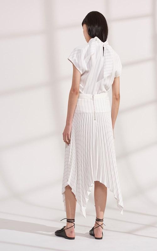 Skirts | TAILORED PLEAT SKIRT