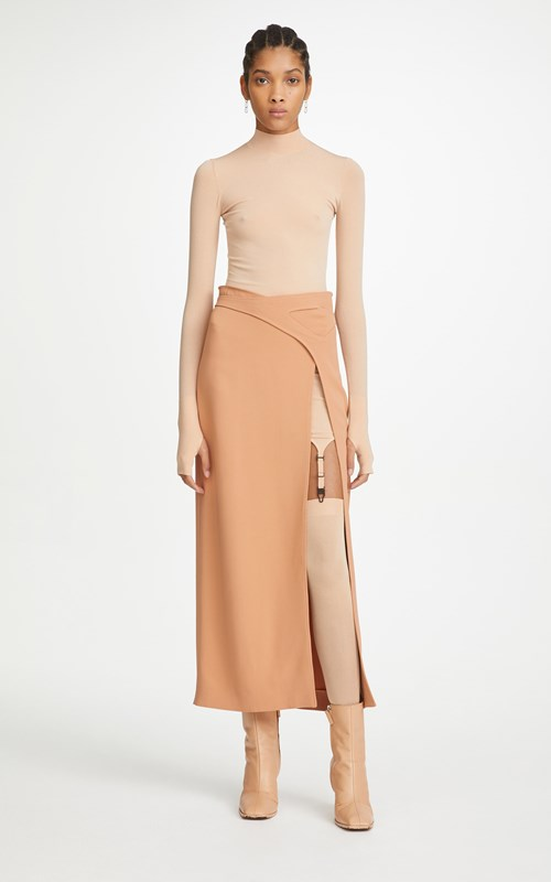 Skirts | INTERLOCK SKIRT