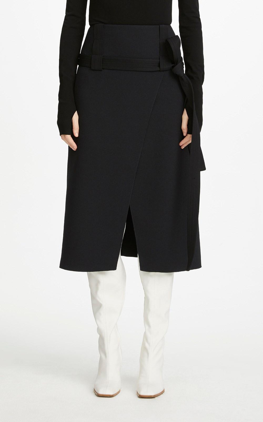 Skirts | INTERCHANGE BELTED SKIRT