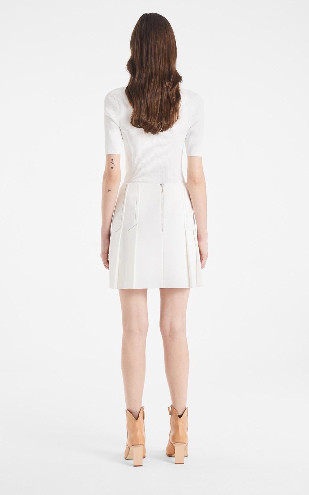 Skirts | CORSET PLEAT SKIRT