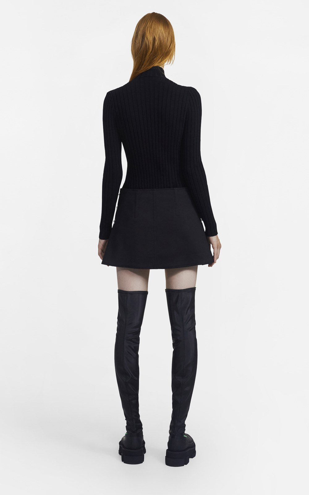Skirts | ACCORDION PLEAT MINI SKIRT