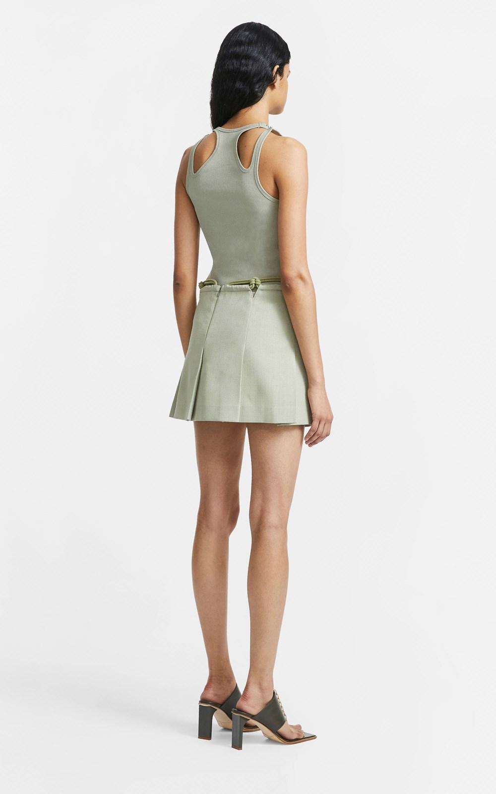 Skirts | MACRAME MINI SKIRT