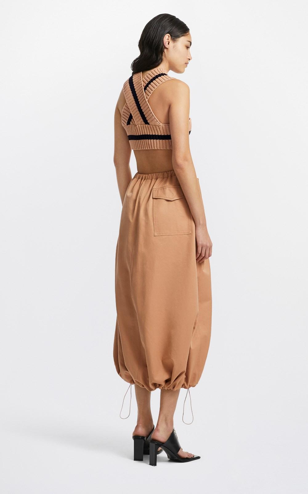 Skirts  | PARACHUTE SKIRT