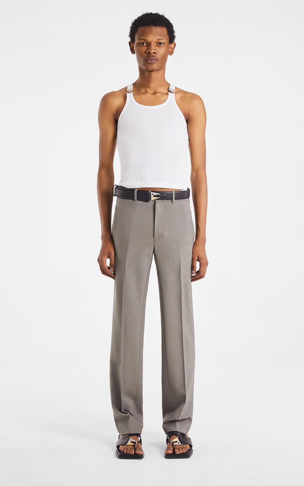 New   | STRAIGHT PANT
