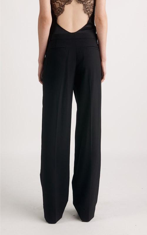 Pants | TAILORED MESH INSERT TROUSER