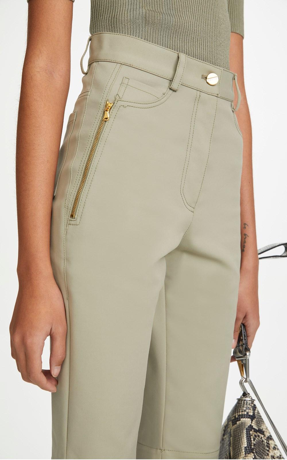 Pants | HIGHWAISTED JEAN SHORT