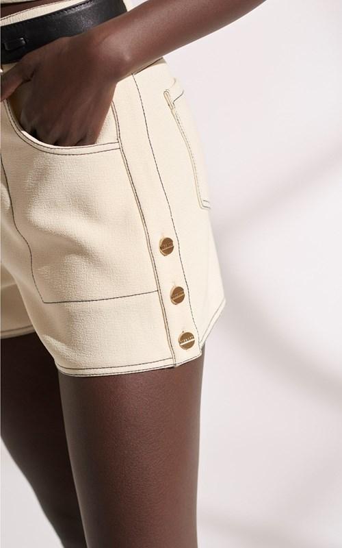 Pants  | RIVET MICRO SHORT