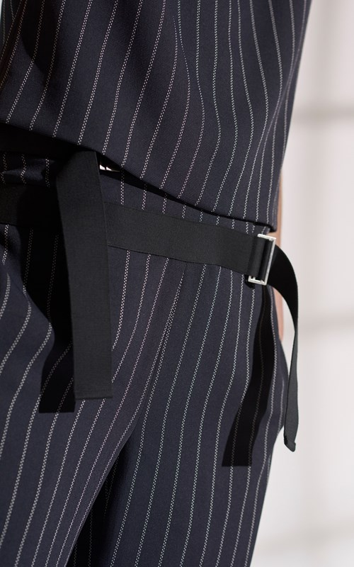 Pants  | PINSTRIPE HOLSTER TROUSER