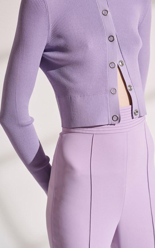 Pants  | CADY TUXEDO TROUSER