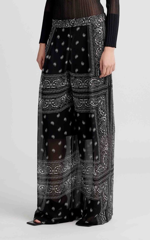 New   | SCARF TROUSER