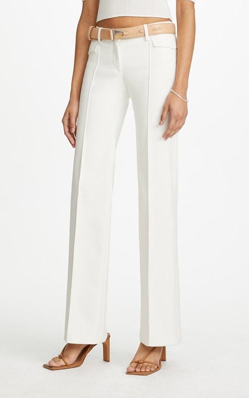 Pants  | LOW RISE POCKET TROUSER