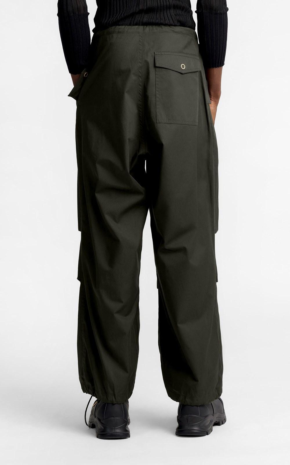 Pants | COTTON PARACHUTE PANT