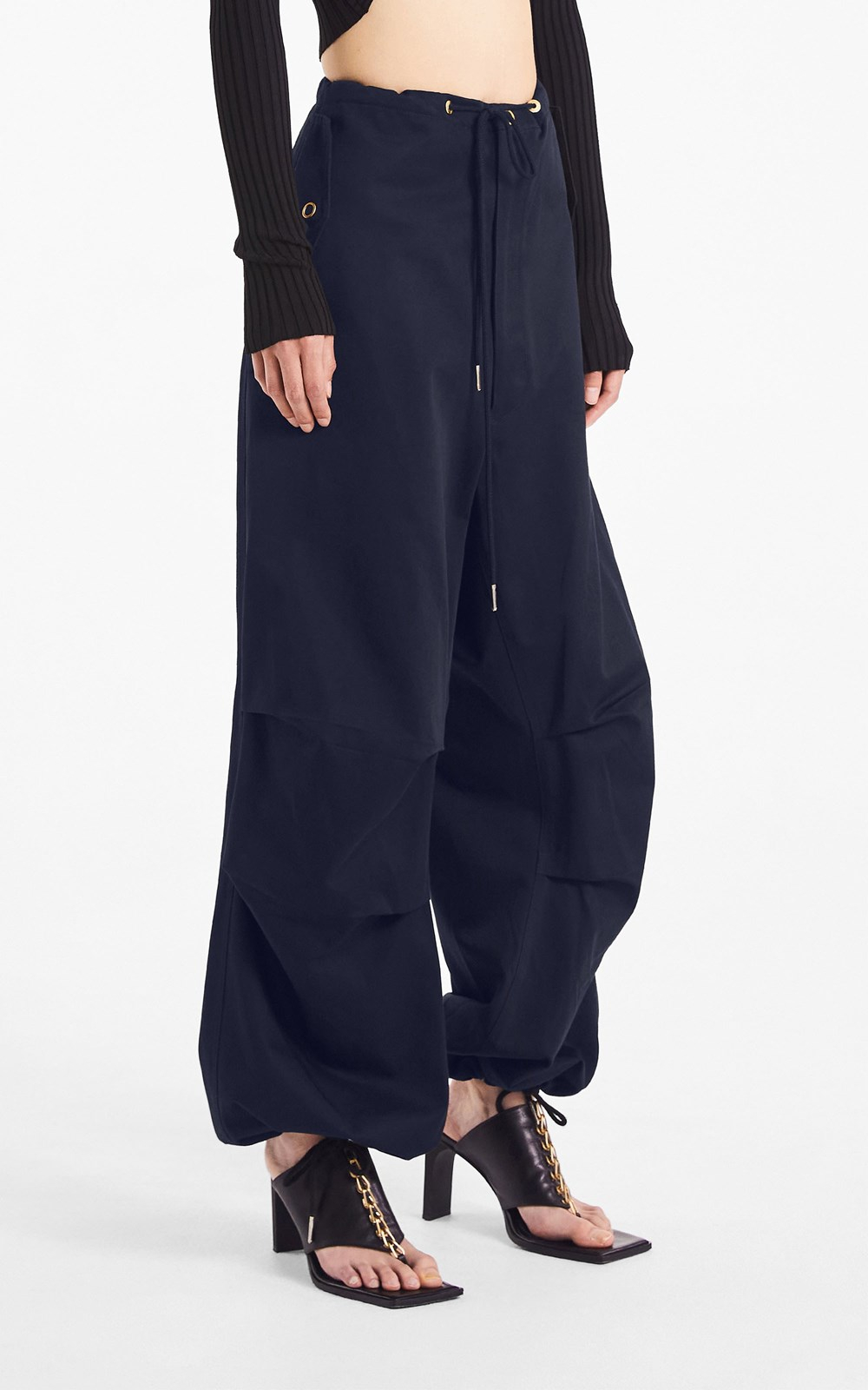 Pants | COTTON PARACHUTE PANT