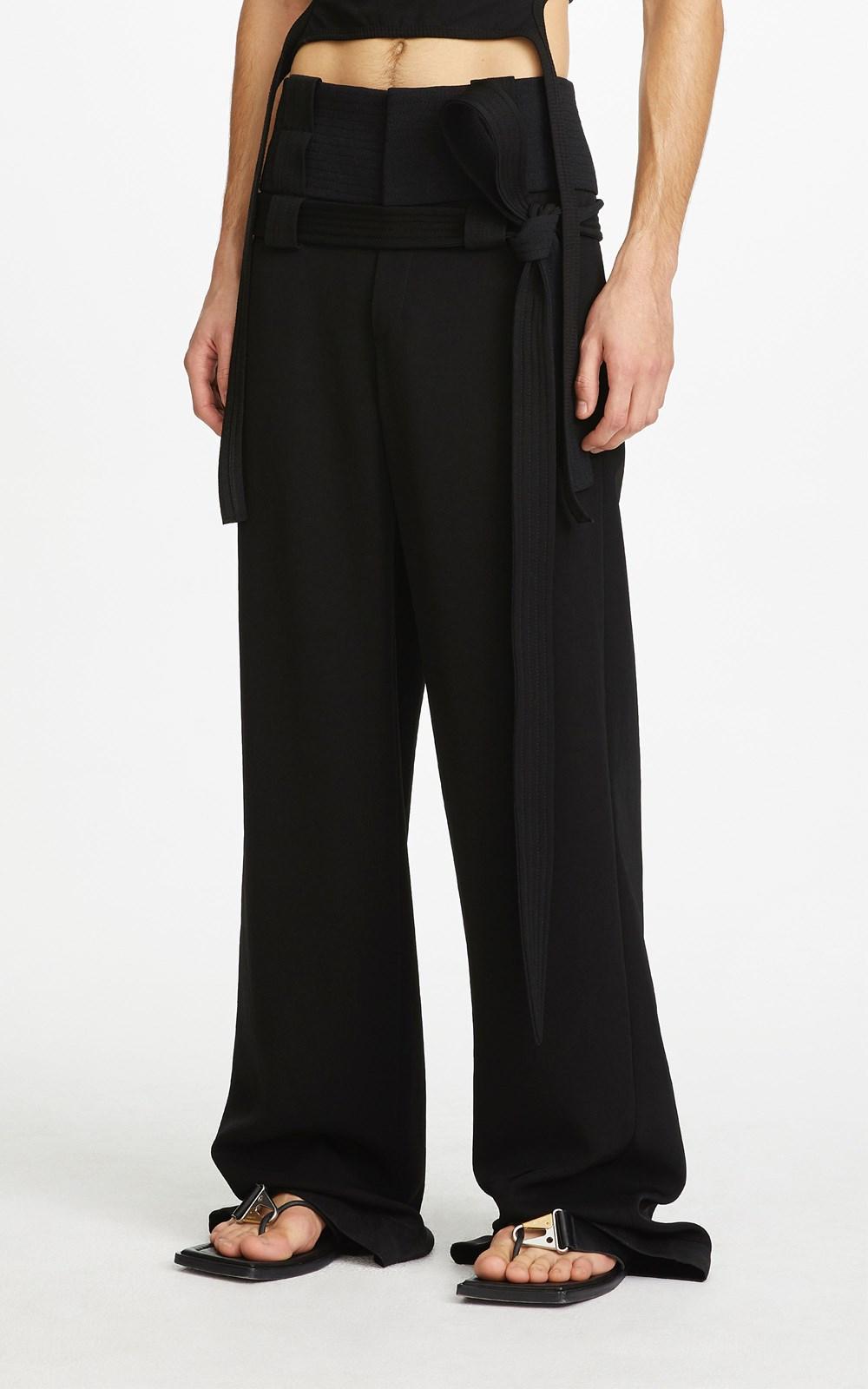 Pants | INTERCHANGE BELTED PANT