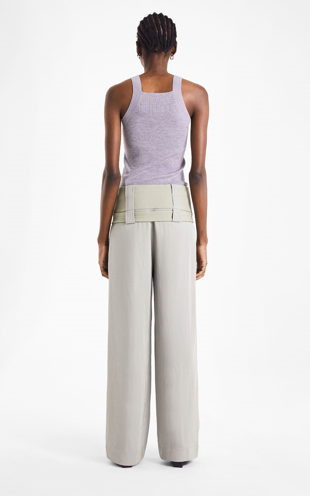 Pants | INTERCHANGE BELTED PANT