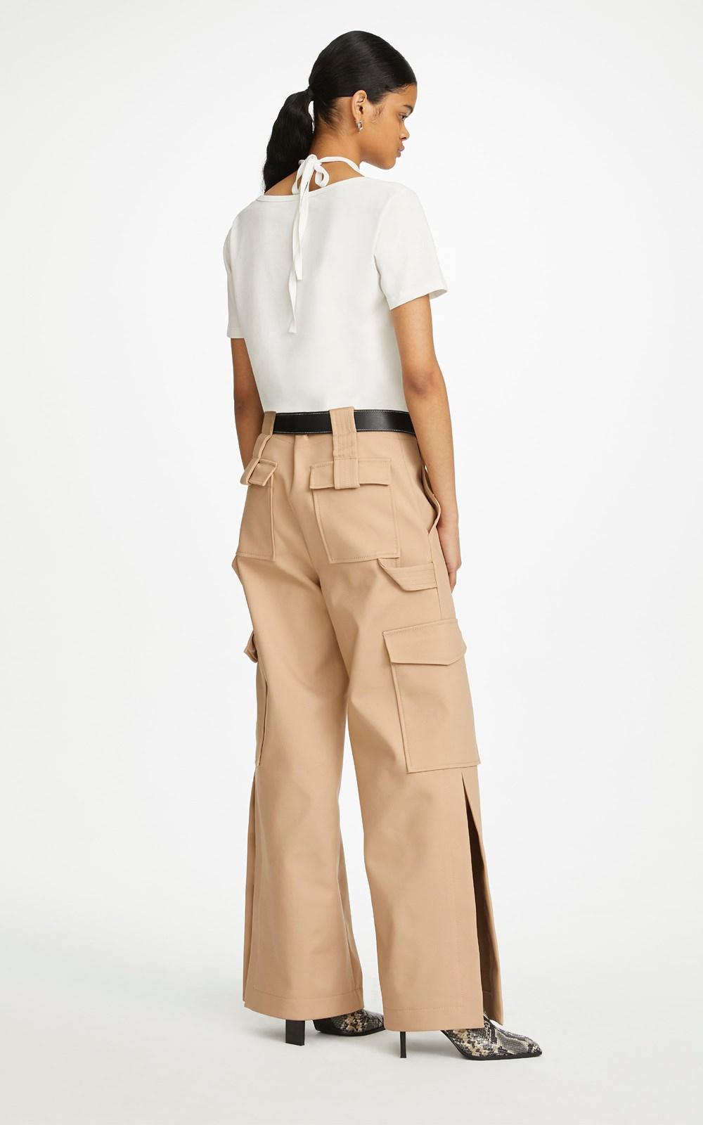 Pants | CARGO SPLIT PANT