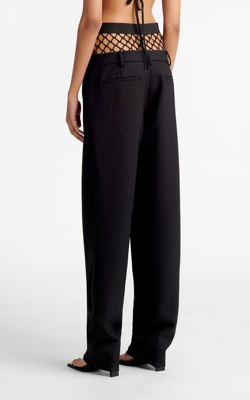 Pants | FISHNET TAILORED PANT