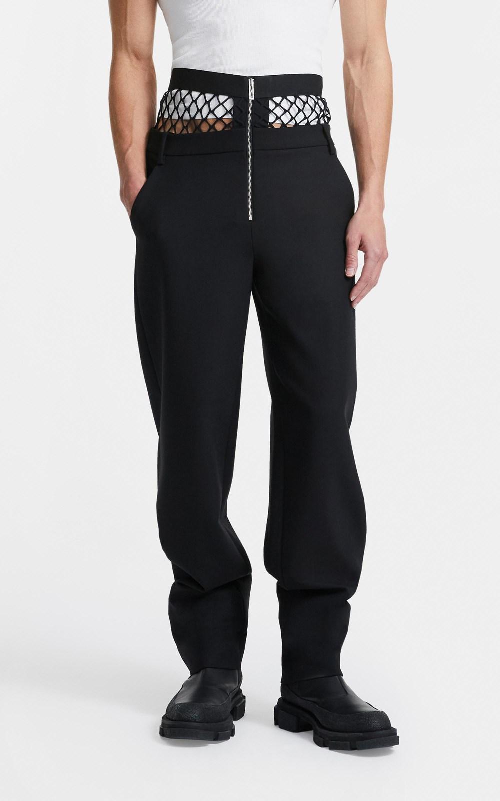 Pants   FISHNET TAILORED PANT