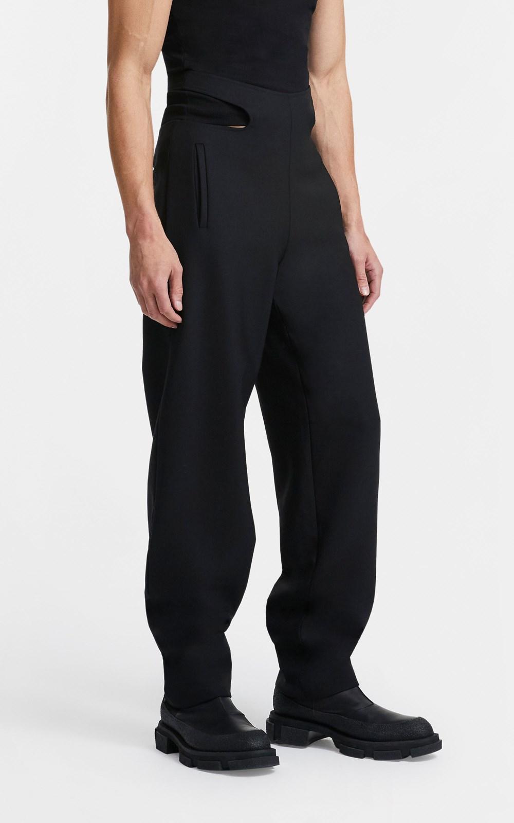 Pants | Y FRONT WOOL PANT