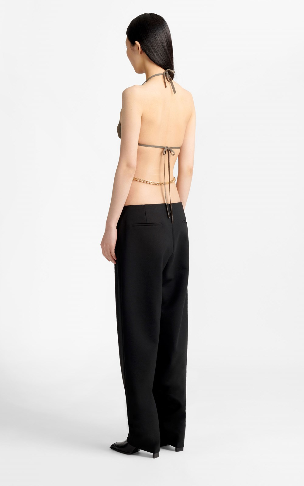 Pants  | CHAIN SUSPEND PANT