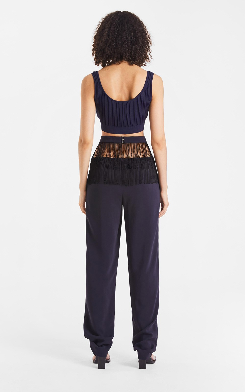 Pants  | FRINGE LOOP PANT