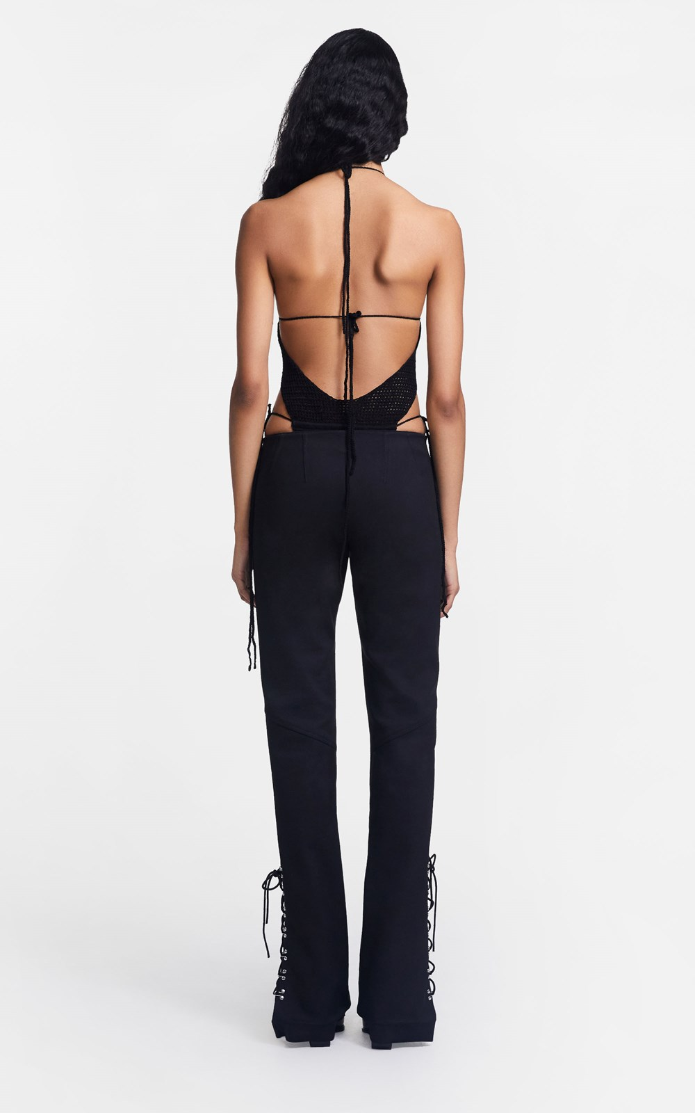 Unisex  | LACED RELEASE PANT