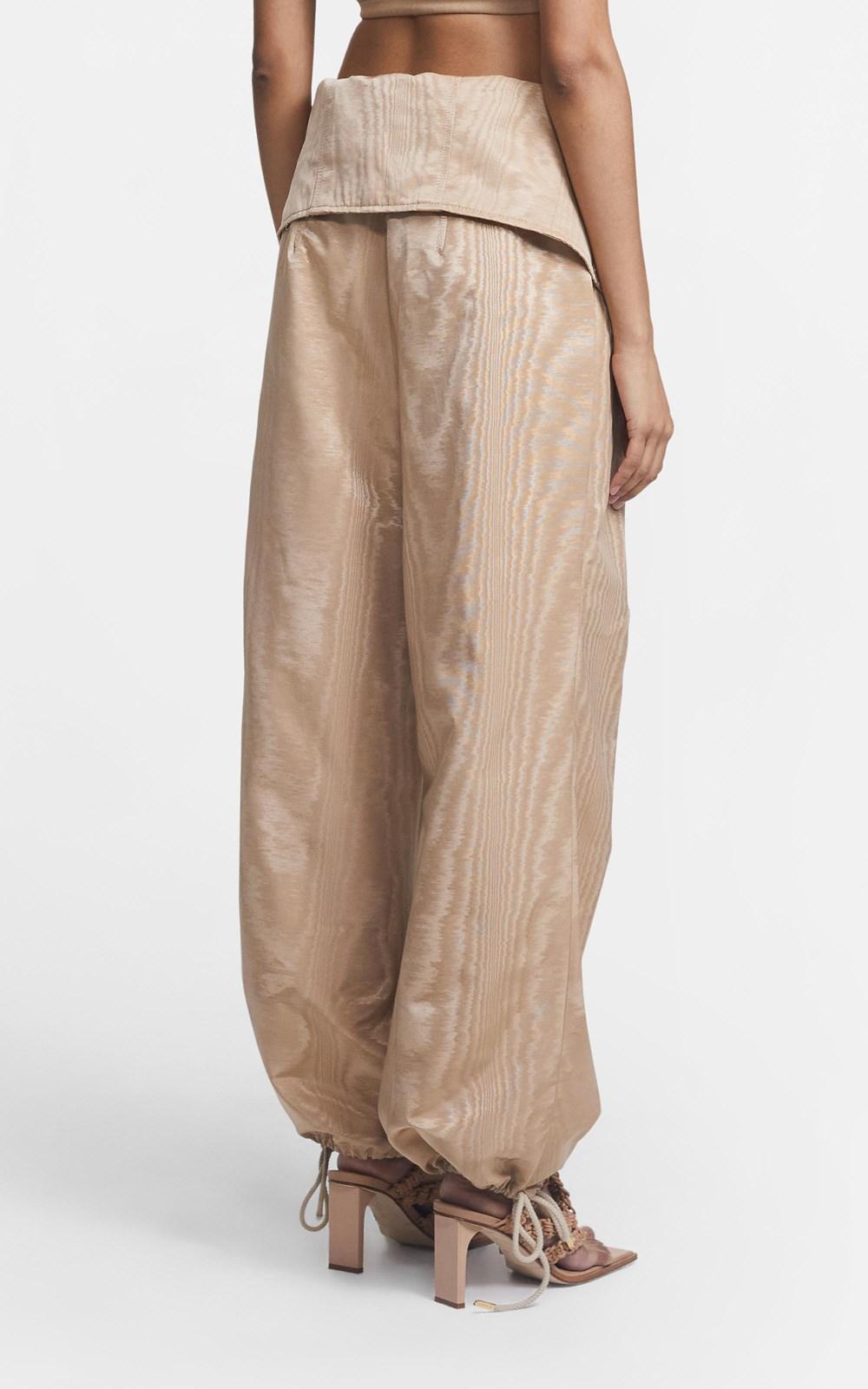 Pants | ZIP BALLOON PANT