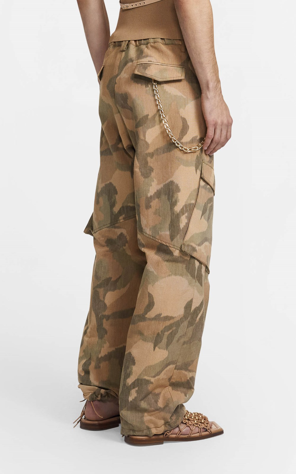 Pants | IKAT CAMO TROUSER