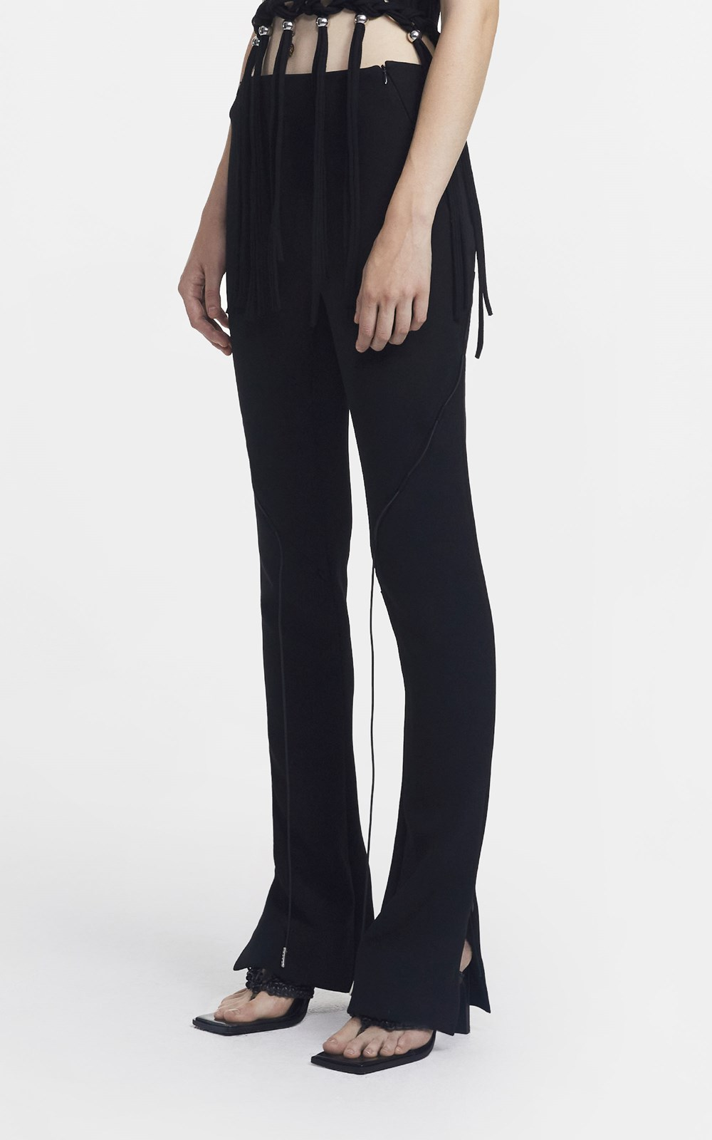 Pants | ELASTIC TAB LEGGING
