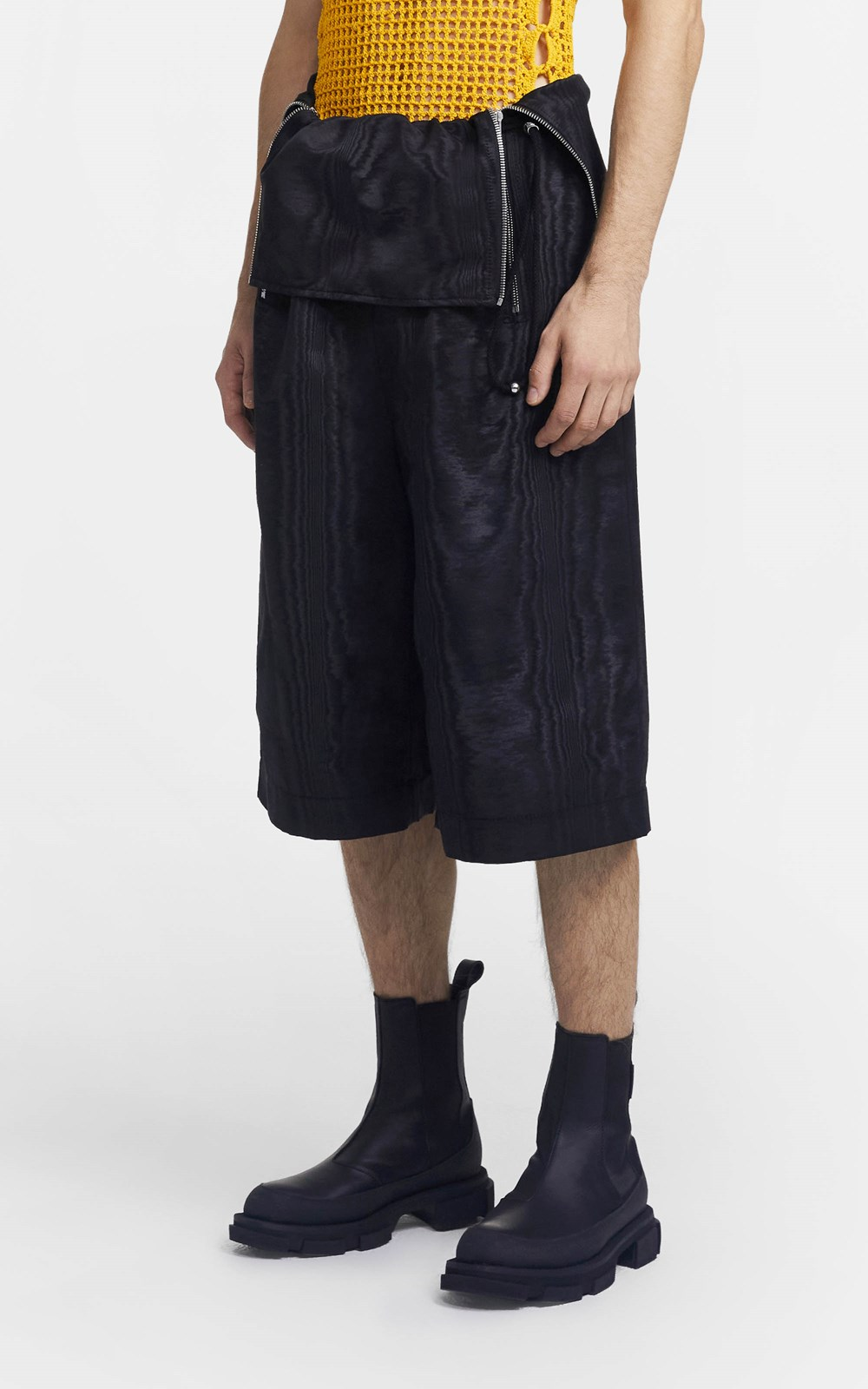 Pants | ZIP BALLOON SHORT