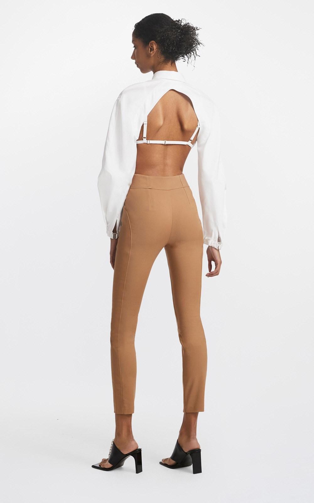 Pants    CONTOUR STITCH PANT