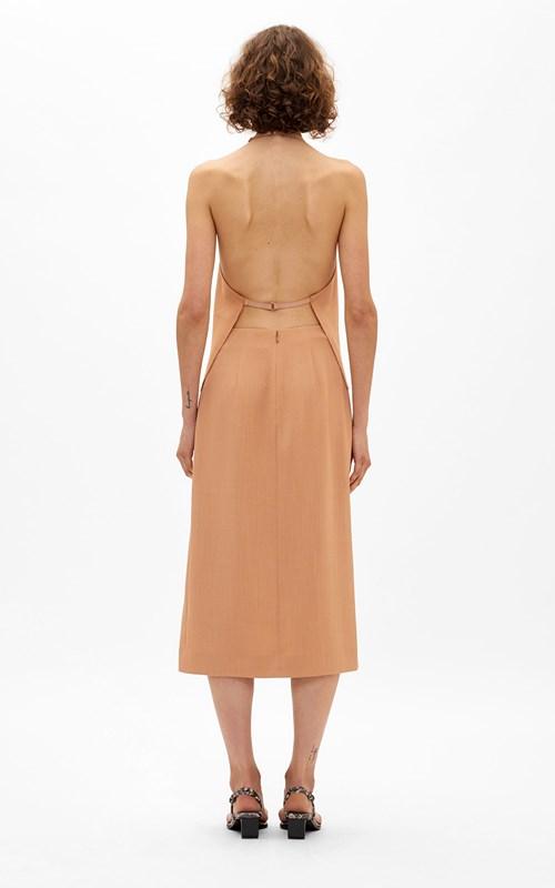 Tops | CLOTH DRAPE E-HOOK TOP