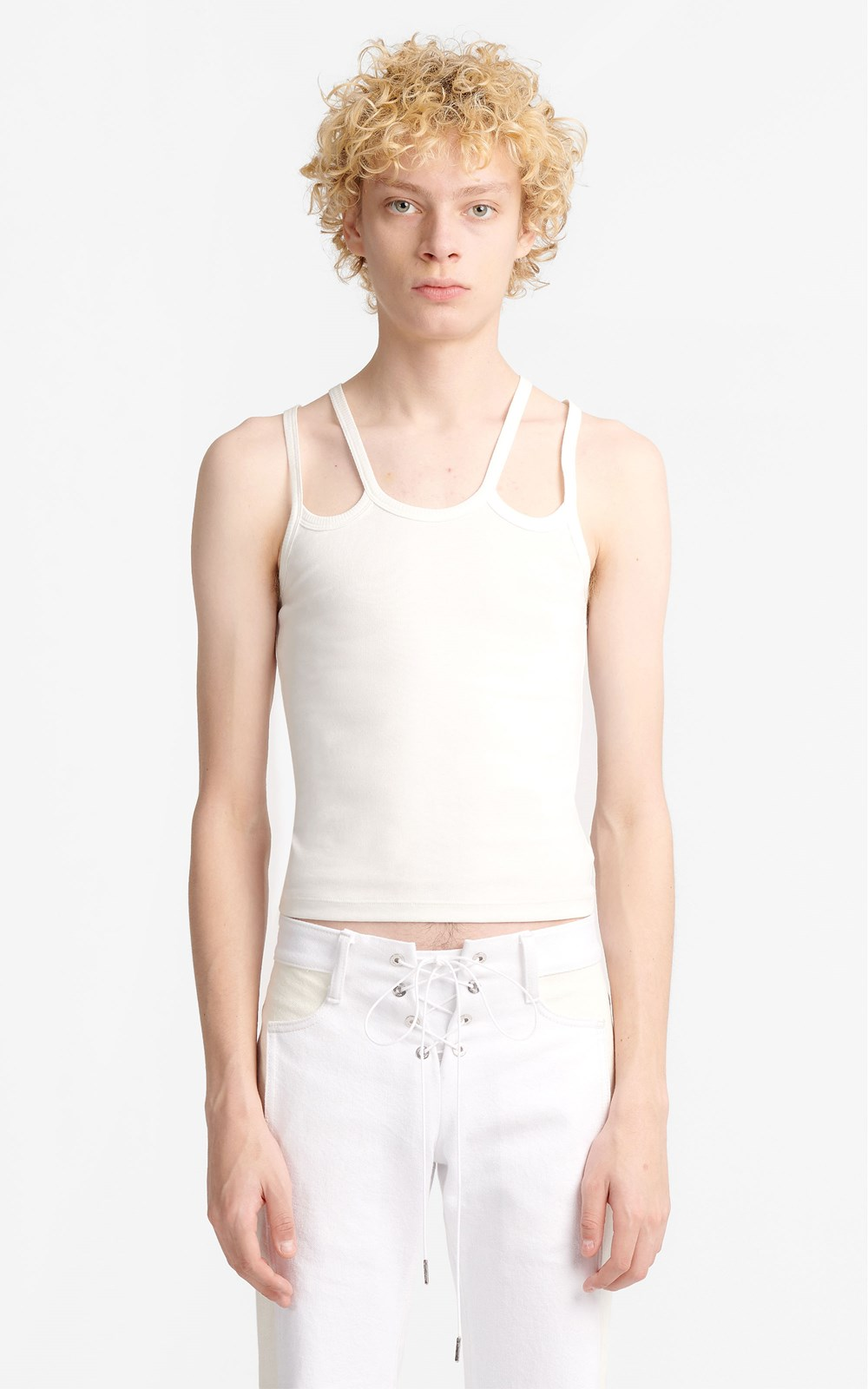 Tops | DOUBLE STRAP TANK
