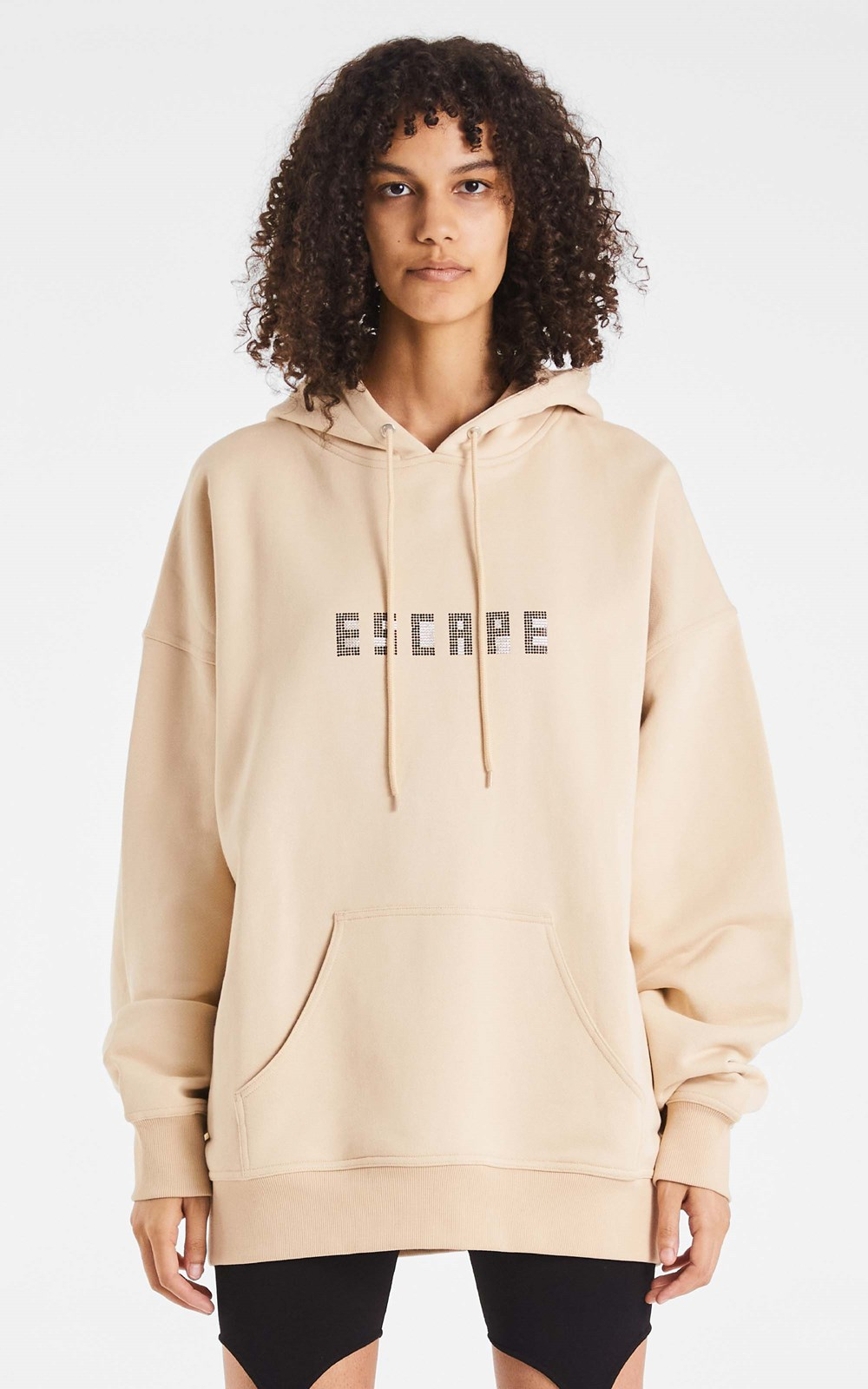 New  | CRYSTAL ESCAPE HOODIE