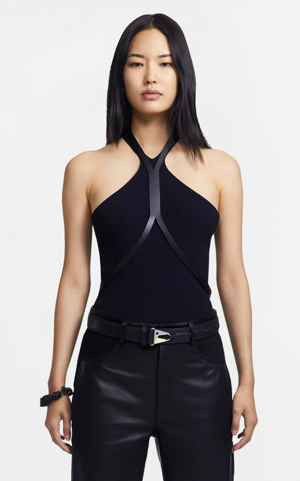 Accessories | LEATHER FORK HARNESS