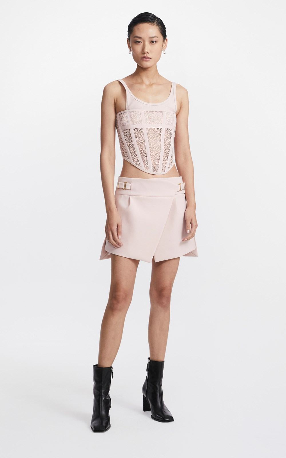 Tops   SUSPENDED UTILITY CORSET