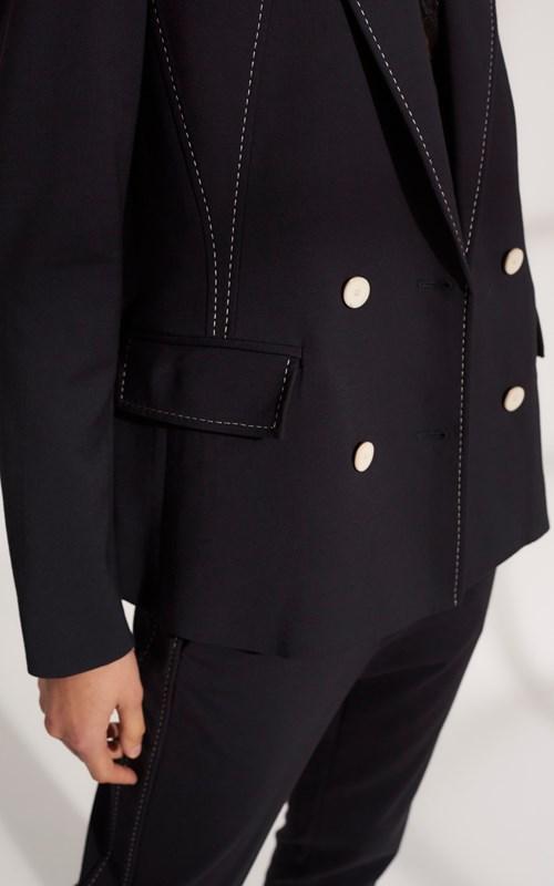 Outerwear  | PINSTITCH BLAZER