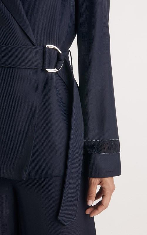 Outerwear  | FLOAT WRAP JACKET
