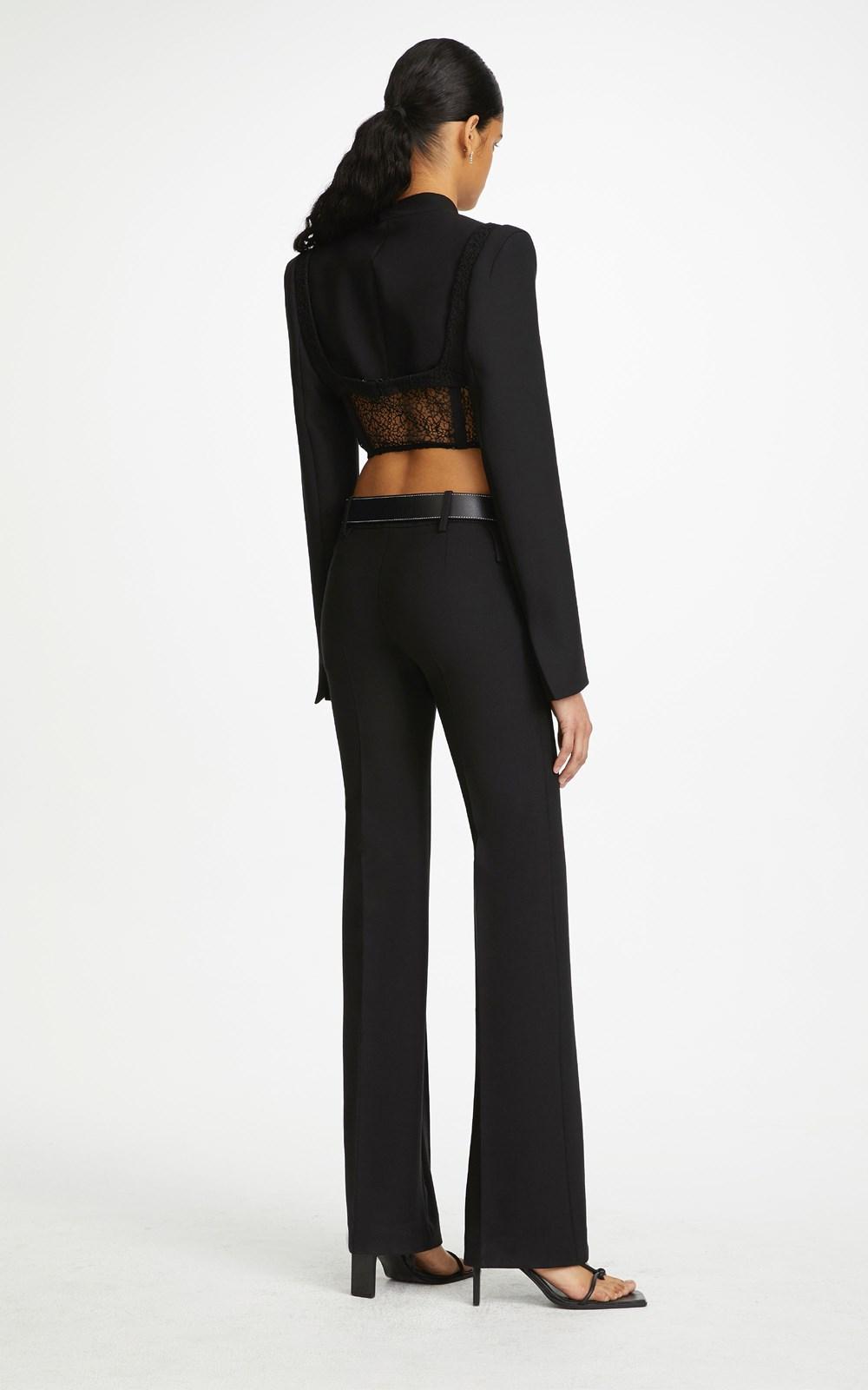 Outerwear | TAILORED CORSET JACKET