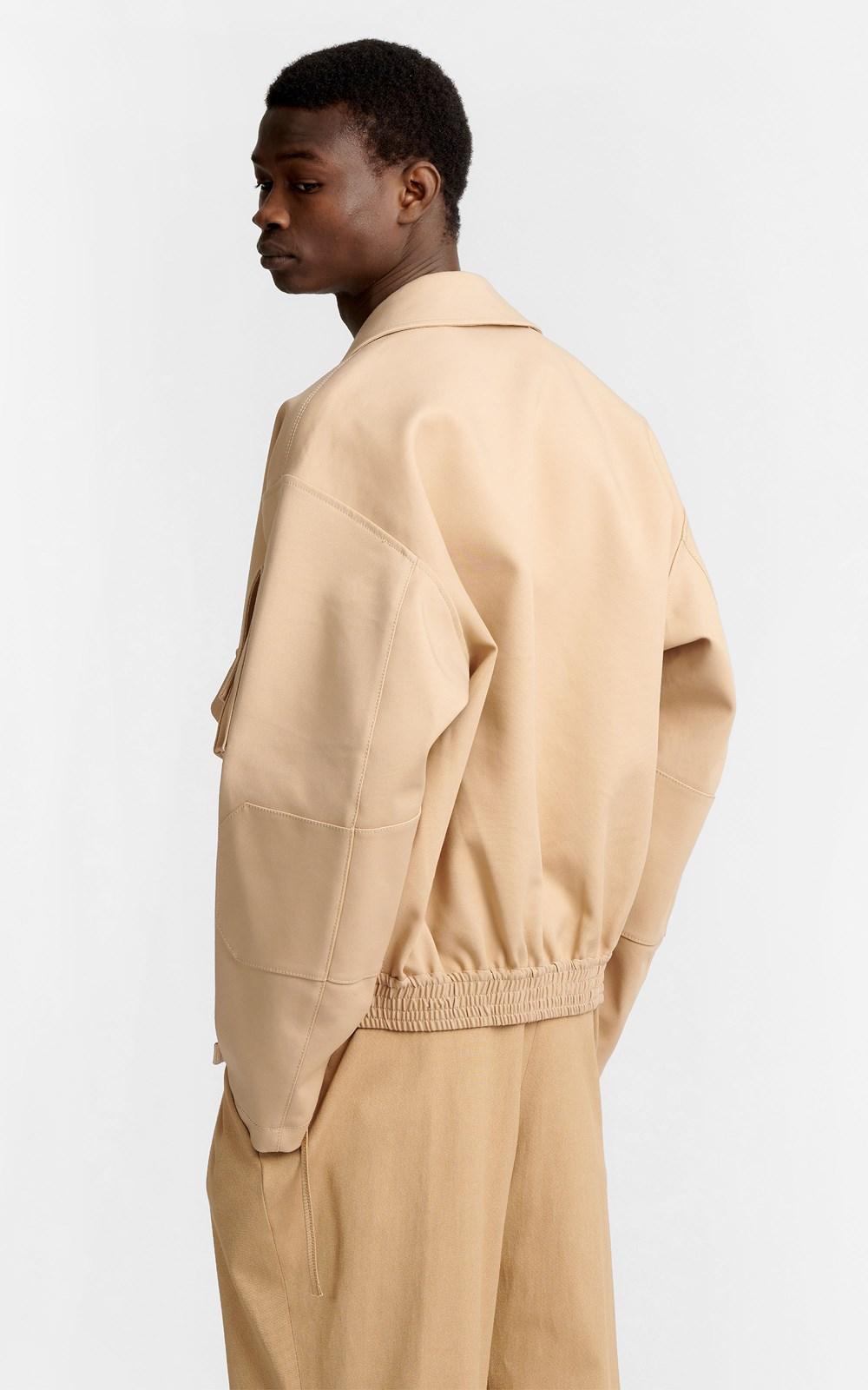 Outerwear | CARGO BOMBER