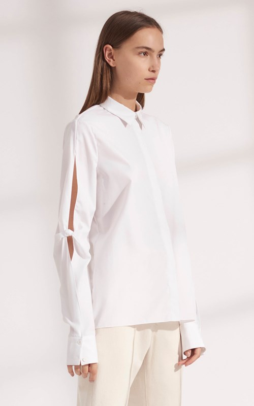 Tops | HINGE KNOT SHIRT