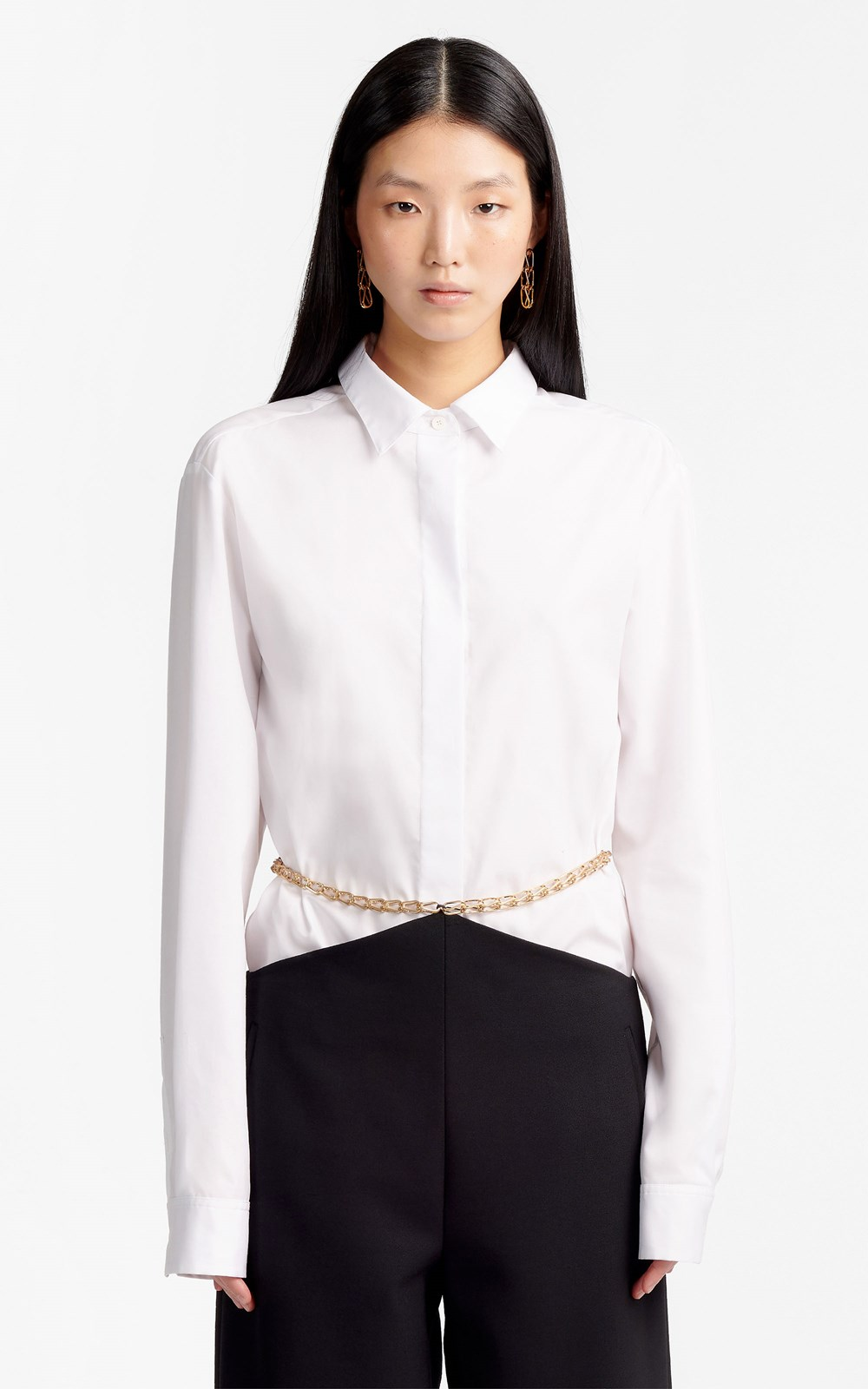 New  | DOUBLE PLACKET SHIRT