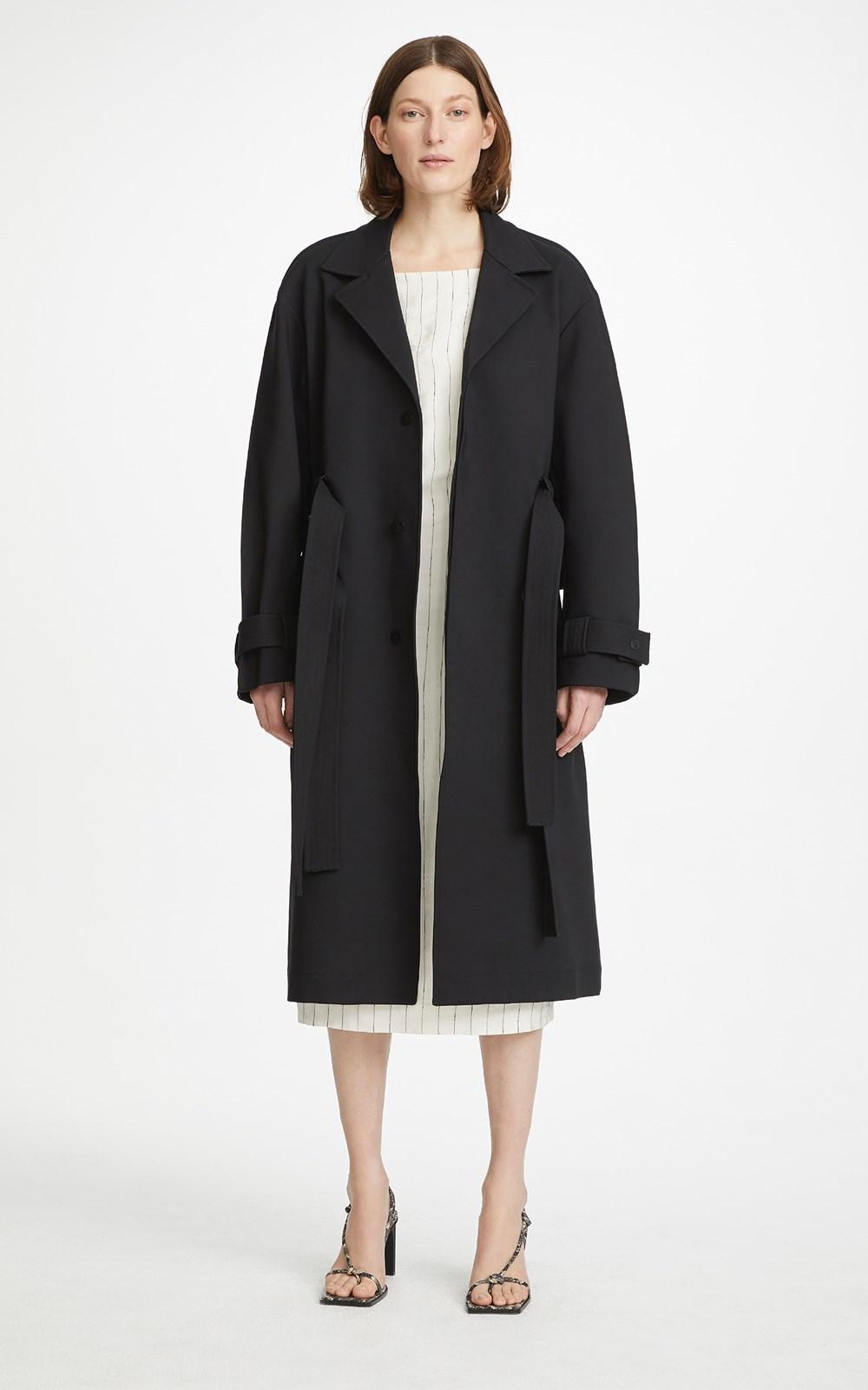 Outerwear | INTERCHANGE TRENCH