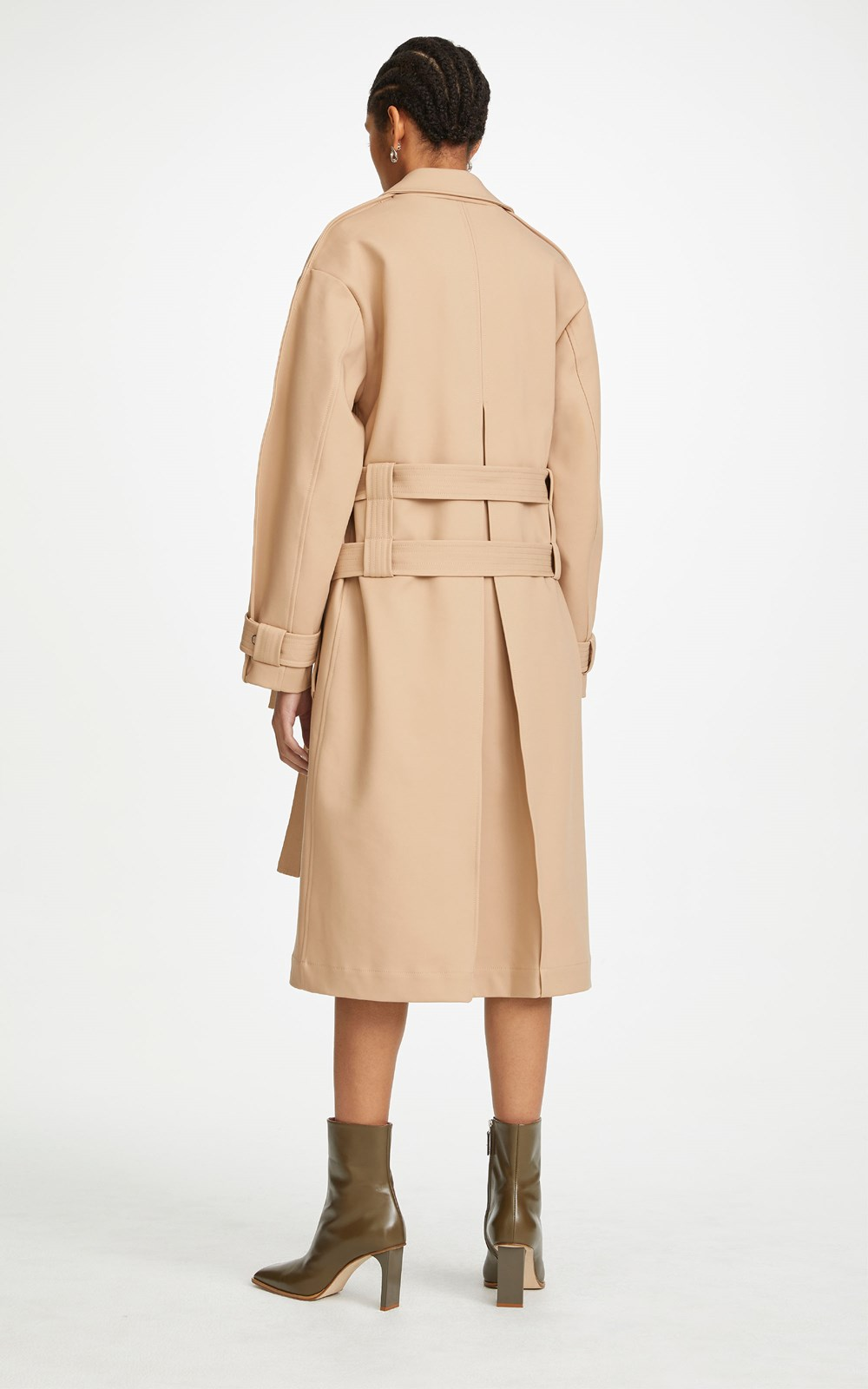 Outerwear | INTERCHANGE TRENCH
