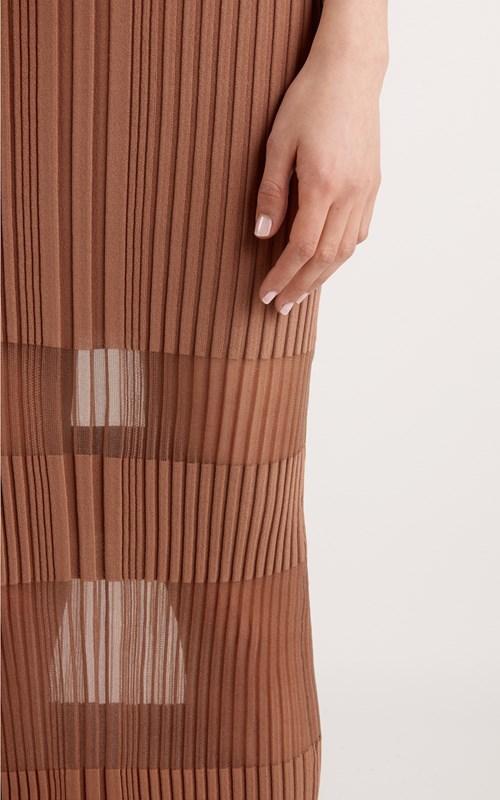 Knitwear  | OPACITY TANK DRESS