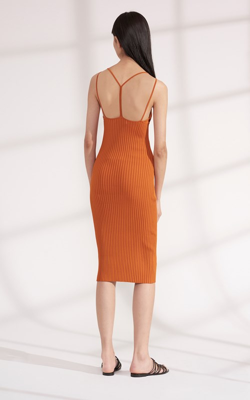 Dresses   LAYERED BRA DRESS