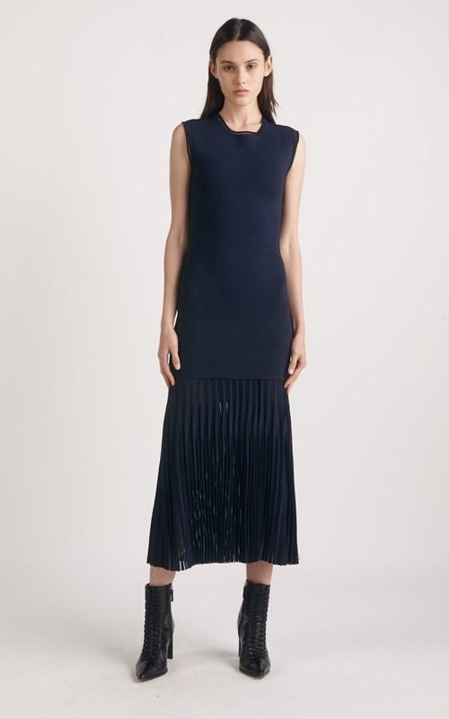Dresses | GODET PLEAT DRESS